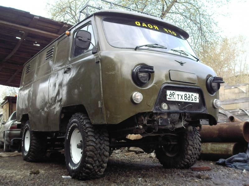 Yandex video uaz patriot - 0