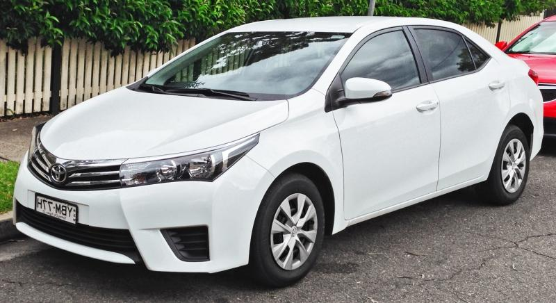 Eleventh generation Toyota Corolla (international)