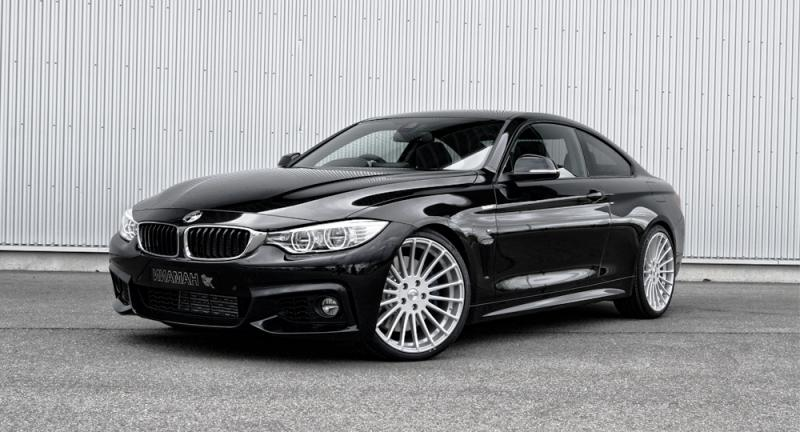 2014 BMW 4-Series Coupe (F32) от ателье Hamann