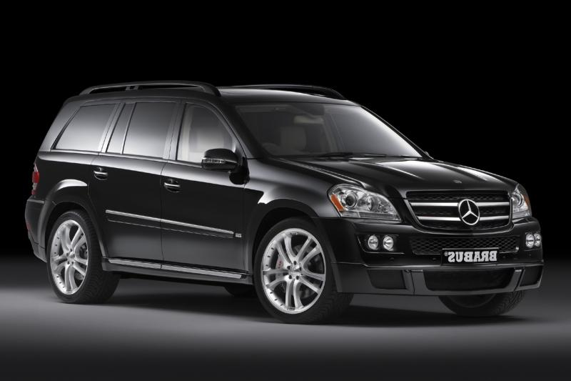 ... Mercedes-Benz GL