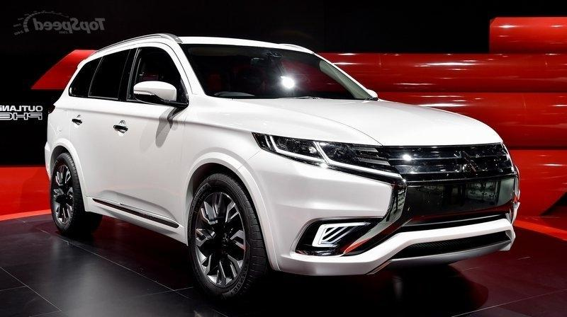 mitsubishi planning range overhaul using phev technology -...