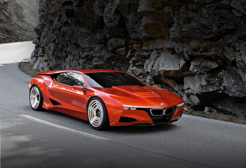 BMW M1 HOMMAGE. In honour of an extraordinary sports car.Play film...