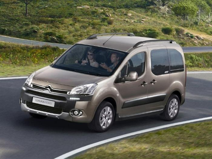 Citroen Berlingo Multispace Citroen Berlingo Multispace Citroen Berlingo...
