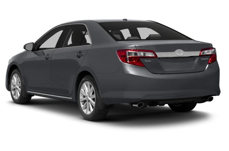 2014 Toyota Camry Sedan L 4dr Sedan Photo 18 ...