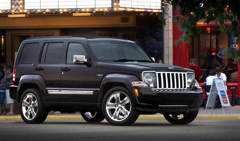 Next Jeep Liberty: More Carlike, Front-Drive Based, Fiat Engines, Coming...