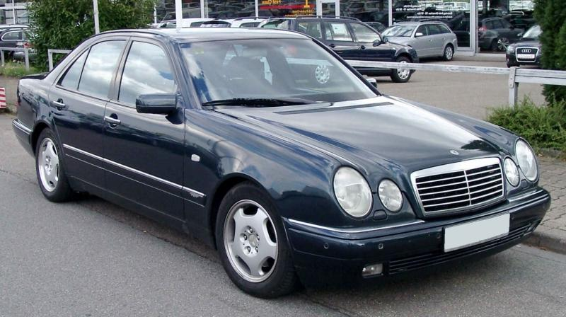 Mercedes-Benz W210 Avantgarde (1995u20131999)