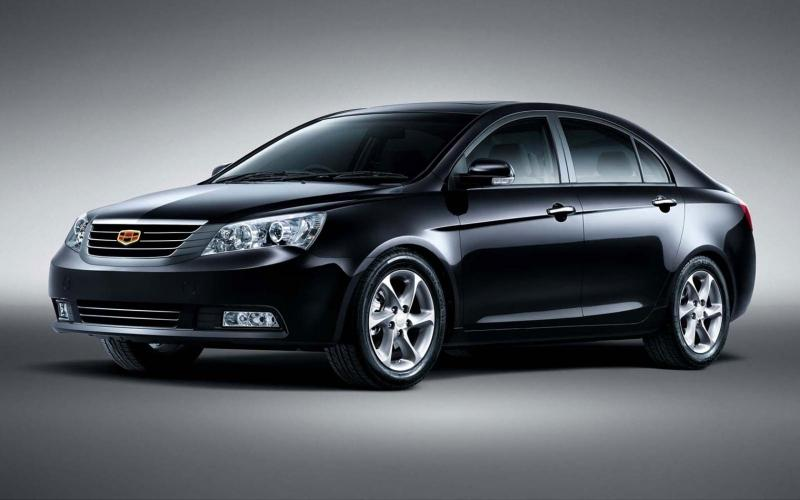 Фото Geely Emgrand