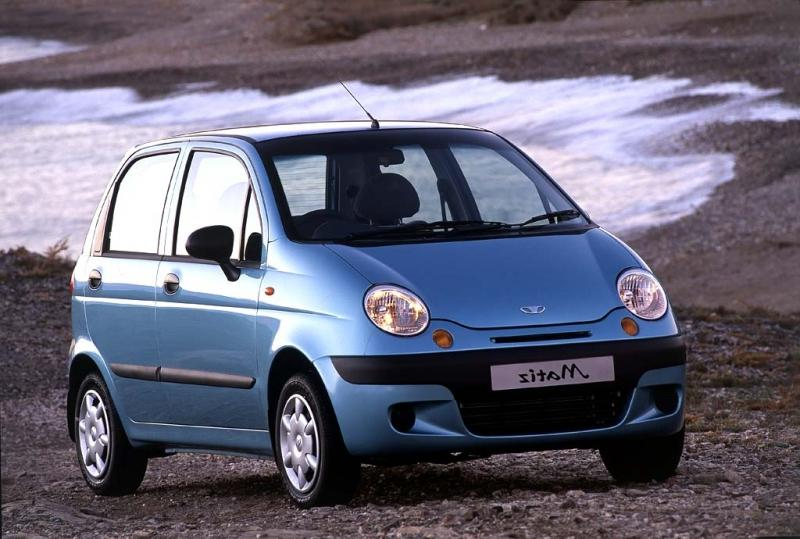 Daewoo Matiz photo 03