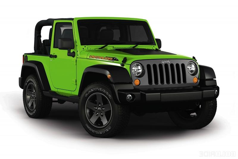 2012 Jeep Wrangler Mountain Special Edition 2000 x 1333