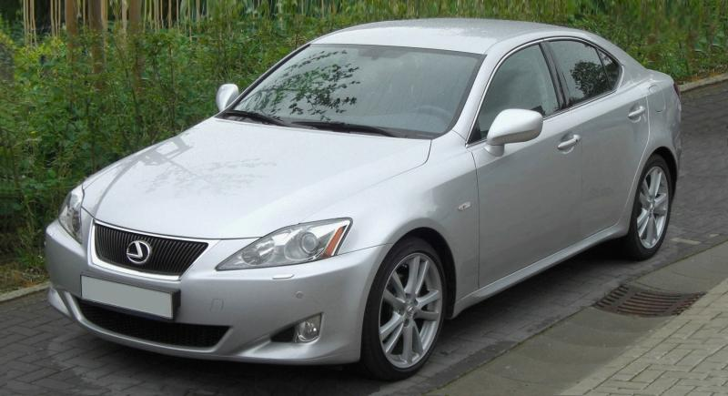 The second generation Lexus IS line debuted in 2005, and an F marque...